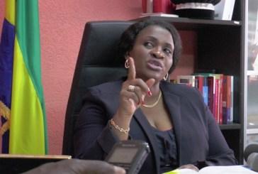Sidonie Flore Ouwé promue présidente de la Cour d'appel judiciaire de Libreville