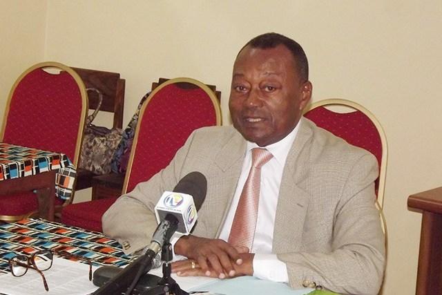 Ogouliguendé appelle les membres de la Cour constitutionnelle à un sursaut patriotique