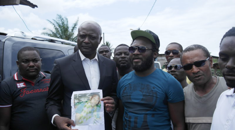 Je déclare la fin des Mapanes au Gabon (Bruno Ben Moubamba)