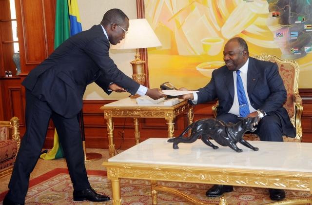 Le Togo sensibilise Ali Bongo sur l'importance du sommet de l'UA à Lomé