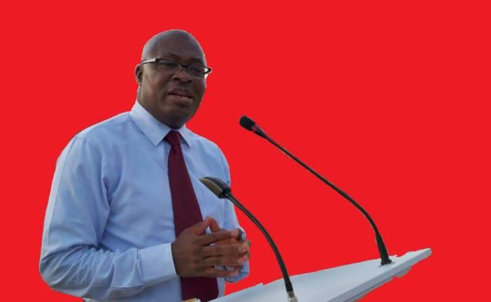 Moukagni Iwangou invité au congrès américain en février 2017