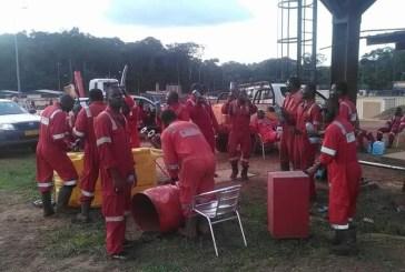 Vers la fin de la grève chez le pétrolier Maurel & Prom