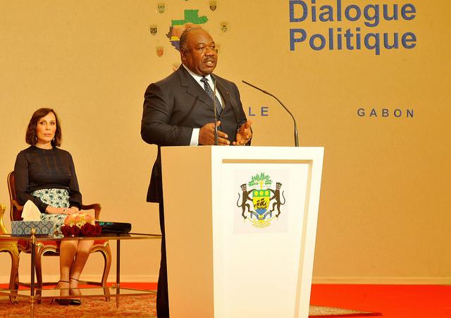 Ali Bongo Ondimba a présidé l'ouverture du dialogue national boycotté par Jean Ping