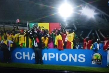 Le Mali pays en guerre remporte la CAN U17 à Libreville