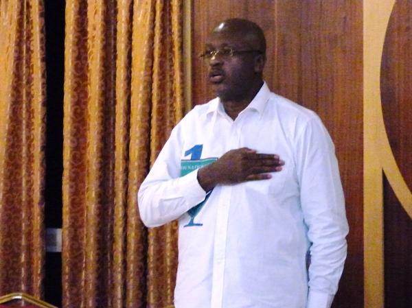 La solution de sortie de crise au Gabon, selon l'opposant Paul Marie Gondjout