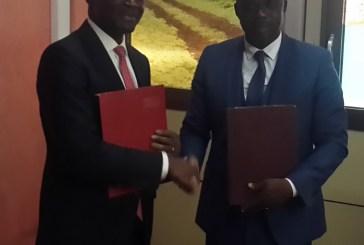 Un protocole d'accord entre le Ministère de l'Urbanisme et Gabon Oil Compagny pour la production des parcelles
