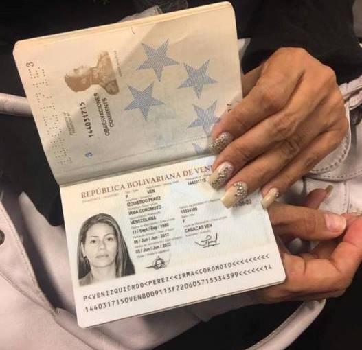 Une vénézuélienne  épinglée avec 1,5 kg de cocaïne