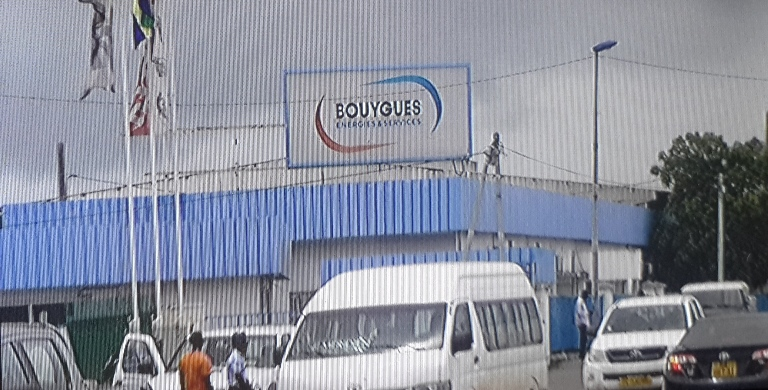 Bouygues Energies et Services  Gabon en faillite