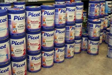 Interdiction  de commercialiser les produits de nutrition infantile de marque PICOT au Gabon pour risque de contamination