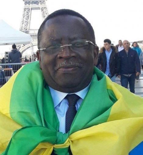 Nguia Banda est sagement resté à Paris