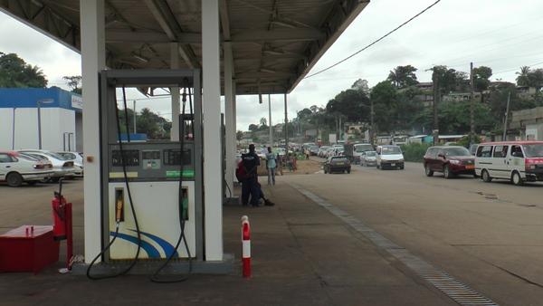 Le prix du carburant a encore augmenté