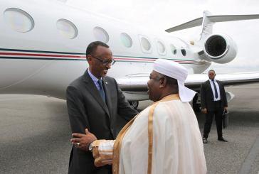 Ali Bongo retourne à Kigali pour le sommet sur la création la Zone de libre-échange continentale africaine