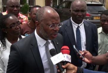 FEGAFOOT : malgré la notification de la FIFA, Bosco Alaba Fall demande toujours l'annulation de la réélection de Pierre Alain Mounguengui