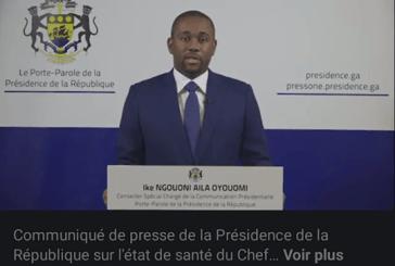 La présidence gabonaise invite les gabonais à se méfier des faknews sur la santé d'Ali Bongo