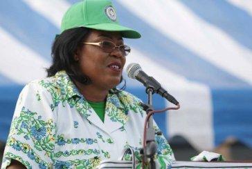 Elections législatives: Germaine Ngalibaly au Palais Léon Mba