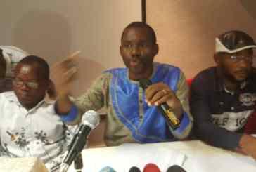 La société civile gabonaise exige la démission de Marie-Madeleine Mborantsouo