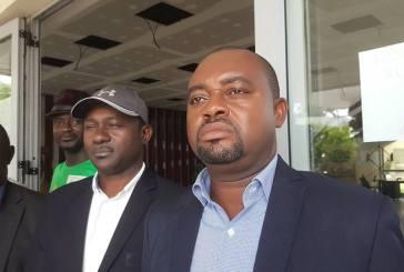 Nous pensons que la vacance de pouvoir n'est pas encore arrivée (Gérard Ella Nguema)