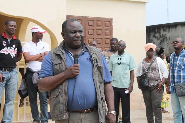 Urgent : Maganga Moussavou reçoit les grévistes de Dynamique unitaire