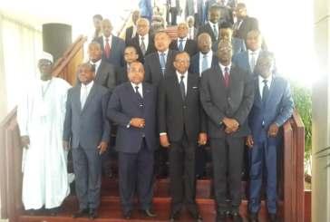 Conclave annuel des ministres de l'OHADA à Libreville