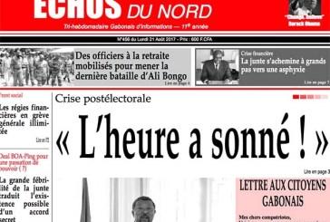 Le journal Echos du Nord interdit de paraître durant 4 mois