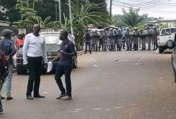 Empêchée samedi par la police, Dynamique unitaire repousse son AG au 1er mai