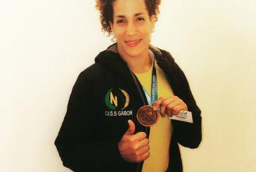 Judo: une gabonaise enchaîne les médailles à l'international