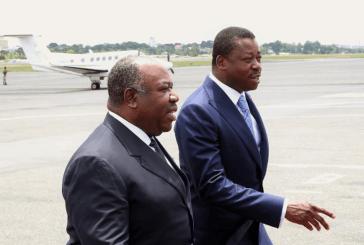 Faure Gnassingbé rend visite à Ali Bongo ce mardi à Libreville