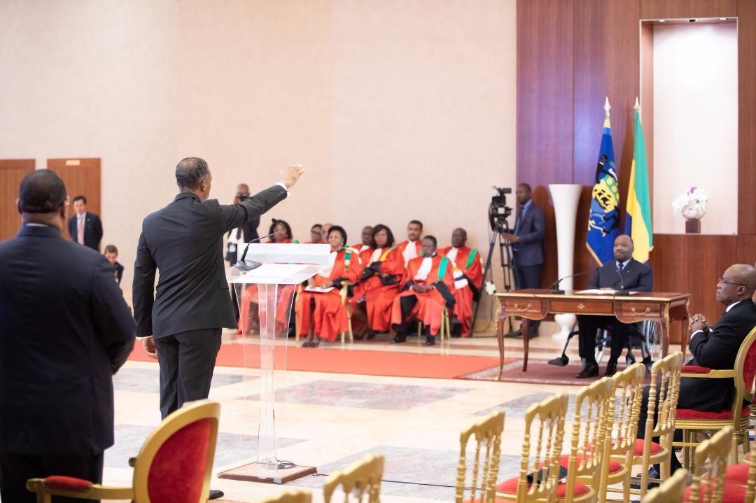 Prestation de serment du nouveau gouvernement ce jeudi devant le Président Ali Bongo