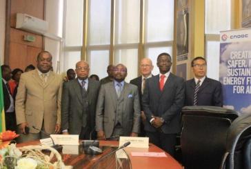 Le Gabon et  CNOOC Africa Holding Ltd signent deux avenants pour produire du gaz