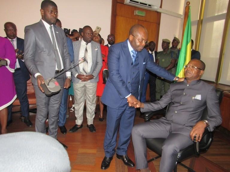 David Ossibadjouo aux commandes de la Société équatoriale des mines