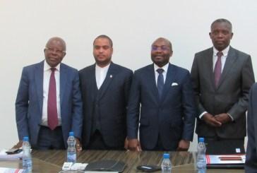 GOC : passation de charges entre Patrichi Tanasa et François Ntombo Ntsibah