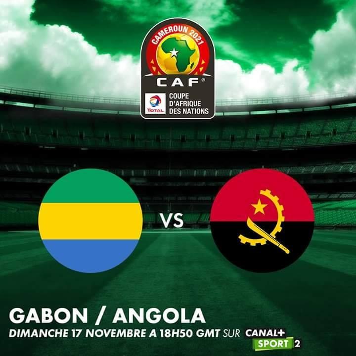 Victoire du Gabon sur l'Angola (2-1)