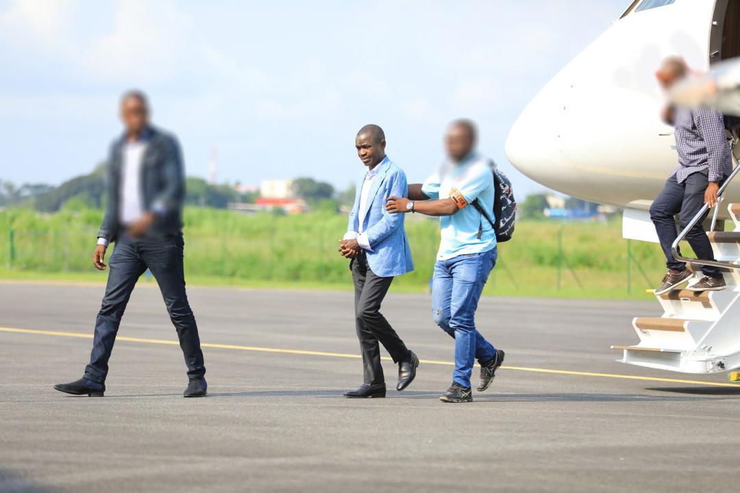 Justice: Alexis Ndouna désormais extradé à Libreville