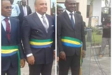 Serge Constant Colin Boreil maire intérimaire d'Akanda