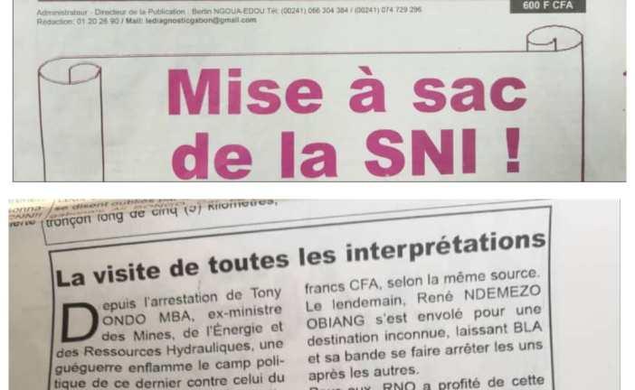 Interpellation abusive du journaliste Bertin Ngoua par la DGR
