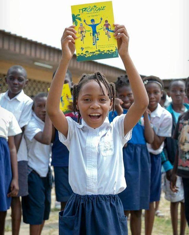 Tropicale Amissa Bongo 2020 : la distribution des livrets pédagogues se poursuit dans les écoles