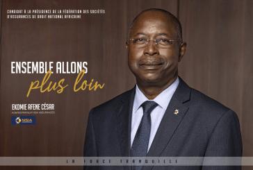 Assurance : le Gabonais Cesar Ekomie Afène élu président de la FANAF