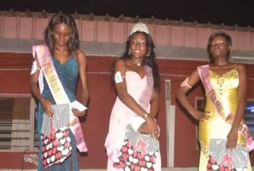 Raymonde Makaya élue miss Tsamba Magotsi 2020