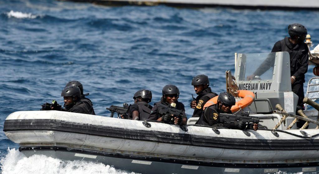 Les  4 chinois enlevés par les pirates  au large de Libreville ont été libérés au Nigeria