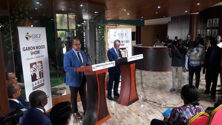 La 3ème édition du Gabon Wood show aura lieu du 25 au 27 juin 2020