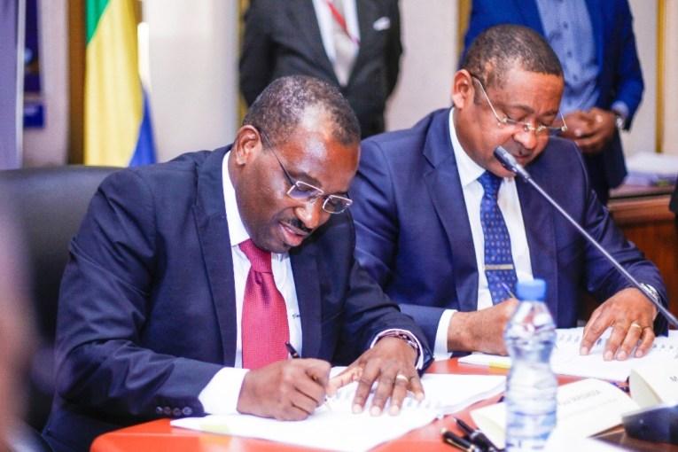Exploration pétrolière: Le Gabon et Perenco signent trois nouveaux contrats