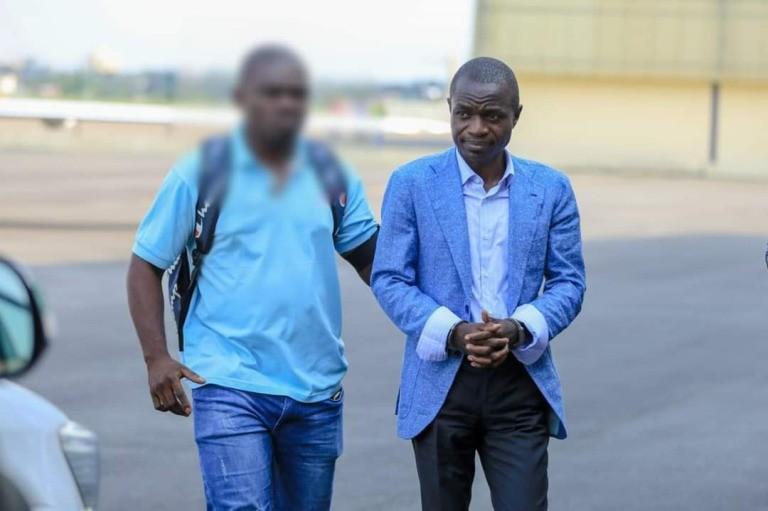 Georges Mpaga  dénonce la libération d'Alexis Ndouna, présumé prédateur sexuel