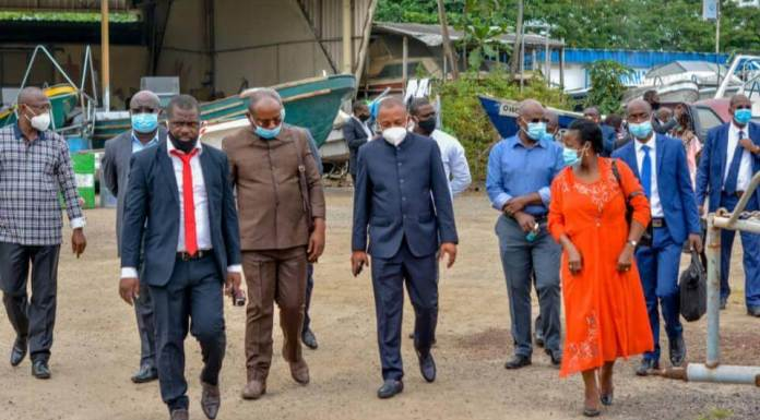 Le DG de la Marine marchande écroué à la prison centrale de Libreville pour détournement présumé de 2 milliards de FCFA