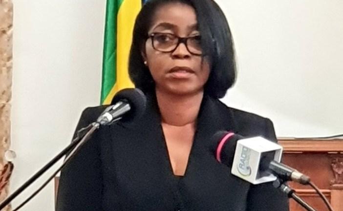 Rose Christiane Ossouka Raponda: «Notre mission est de relancer l'économie du Gabon»