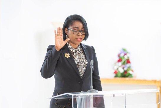 Rose Christiane Ossouka Raponda présente sa déclaration de politique générale vendredi