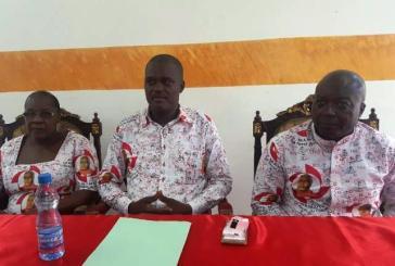 Le vibrant hommage des militants au feu Pierre Mamboundou, président fondeur de l'UPG