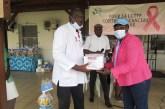 Le Mouvement féministe ''l'Appel des Mille et Une'' au chevet des malades du Cancer de l'Institut de cancérologie d'Angondjé