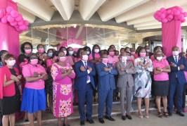 Octobre rose: le Ministère du Pétrolelance une campagne de sensibilisation et de dépistage des Cancers féminins