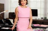 Octobre Rose: Sylvia Bongo appelle les gabonais à arborer un vêtement ou un accessoire rose en signe de soutien aux cancers féminins