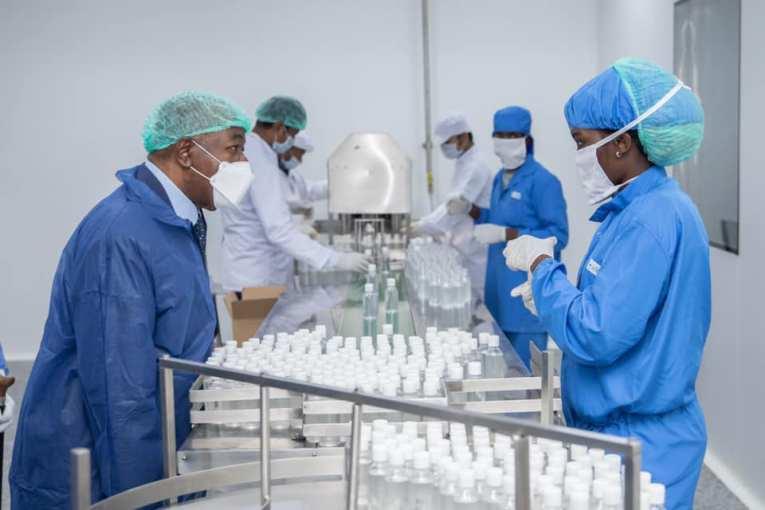 Le Gabon se dote d'une usine de fabrication de médicaments génériques dont des antirétroviraux